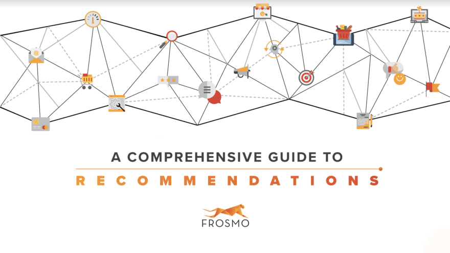 A guide to product recommendations
