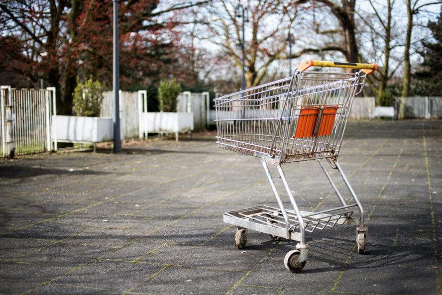 tackle shopping cart abandonment