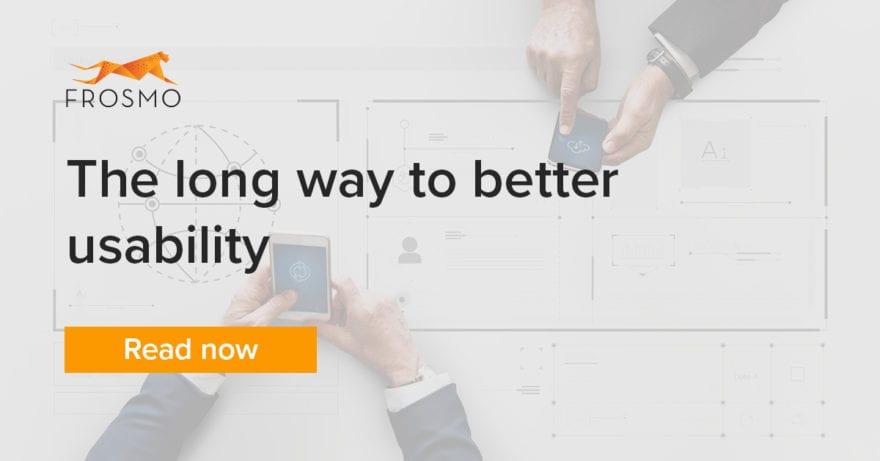improving usability