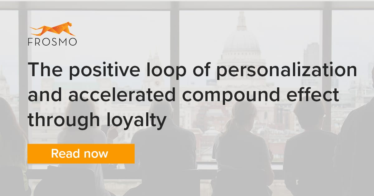 The positive loop of personalization