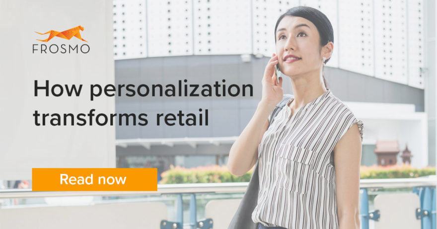 How personalization transforms retail