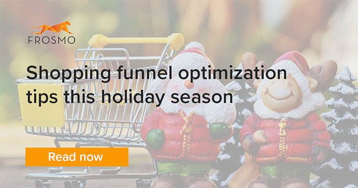 Shopping funnel optimization tips