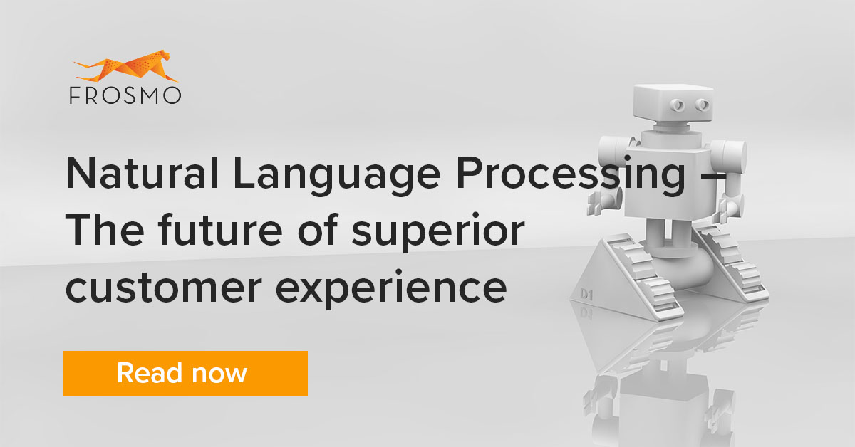 Introducing Natural Language Processing - The way to personalize content