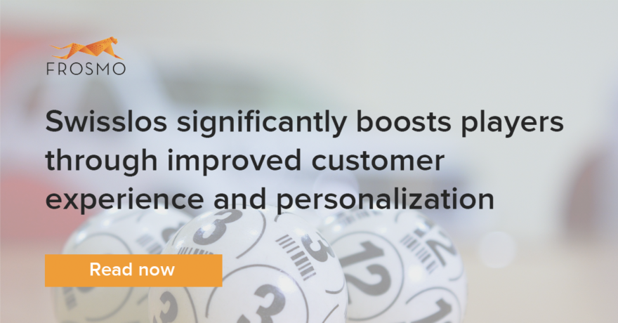 Swisslos significantly boosts players through improved customer experience and personalization