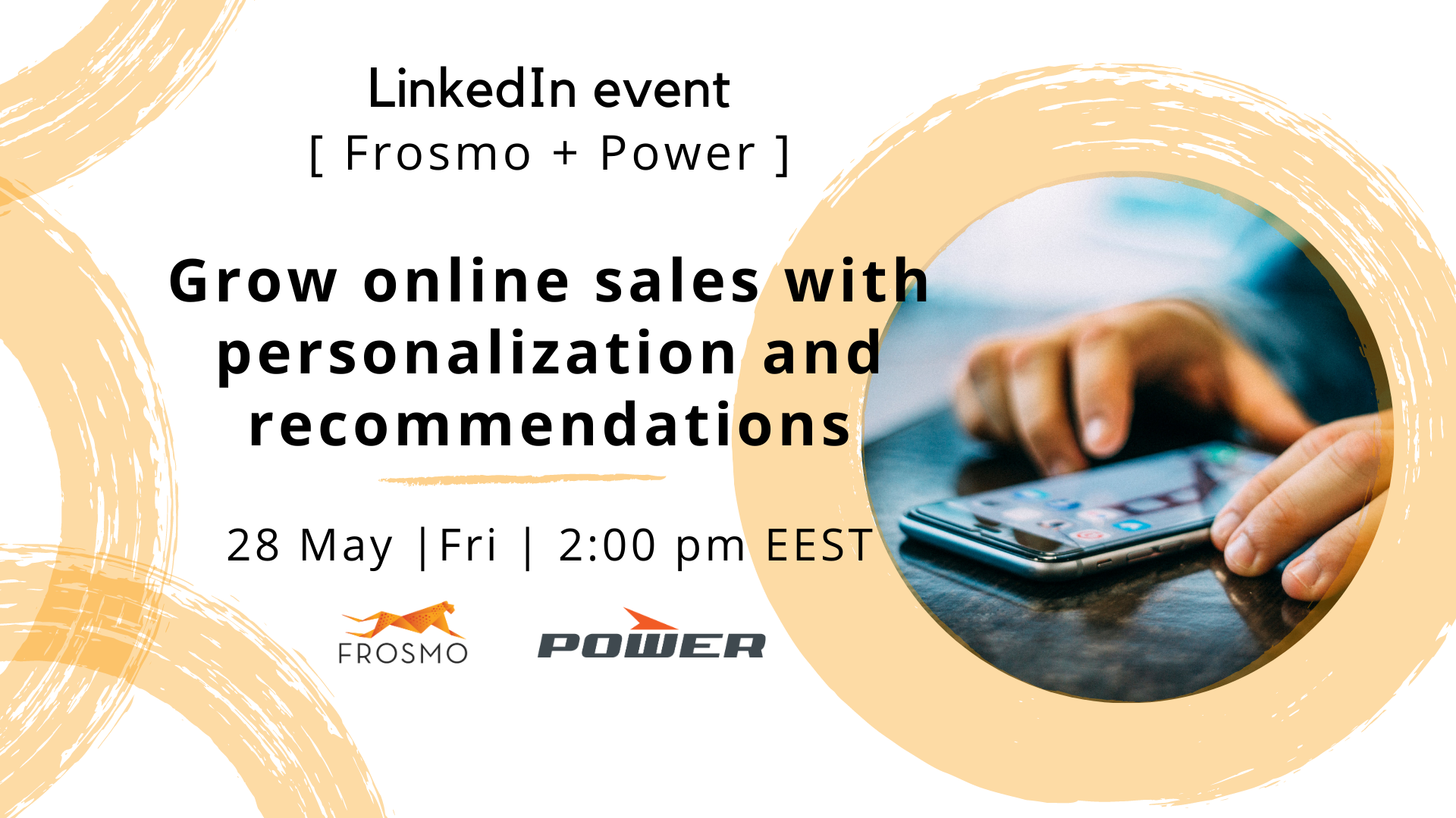 Grow online sales with personalization and recommendations